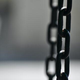 Kette; Sklaverei